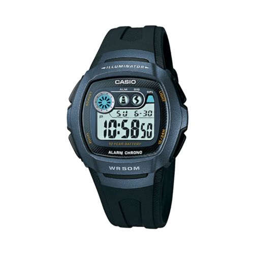 Casio Illuminator Chronograph Digital Watch - Men