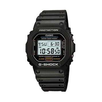 Casio Men's G-Shock Illuminator Chronograph Digital Sports Watch - DW5600E-1V