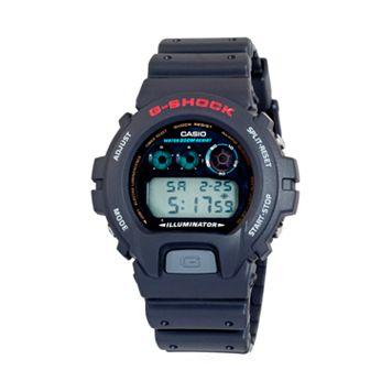 Casio Men's G-Shock Classic Digital Chronograph Watch - DW6900-1V