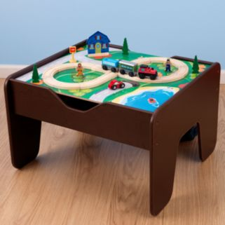 KidKraft 2-in-1 LEGO Activity Table