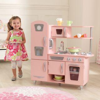 KidKraft Pink Retro Kitchen