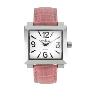 Peugeot Women's Leather Watch - 706PK