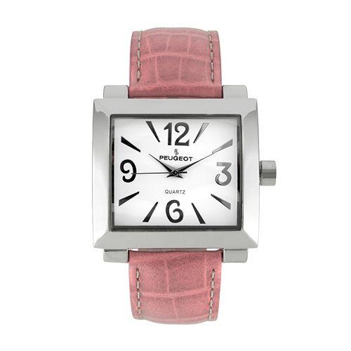 Peugeot Women's Leather Watch - 706PK