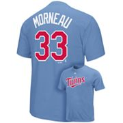 Majestic Minnesota Twins Justin Morneau Tee