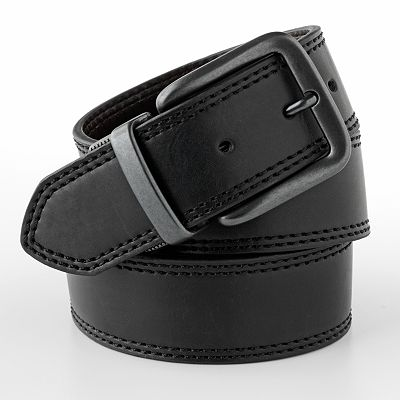 Levi's Reversible Stitched Leather Belt
