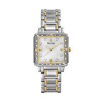 Bulova Watch - Women's Stainless Steel - 98R112