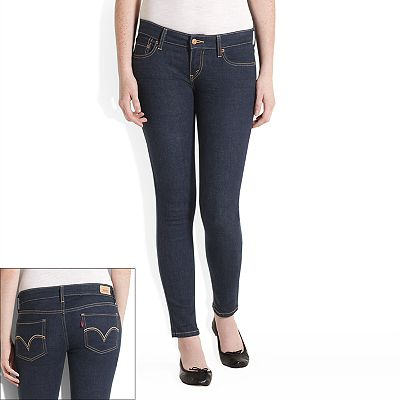 Levi's 535 Skinny Denim Leggings - Juniors