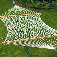 Algoma 13-ft. Double Rope Hammock - Outdoor