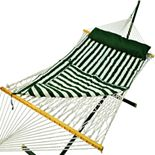 Algoma Padded Double Rope Hammock - Outdoor