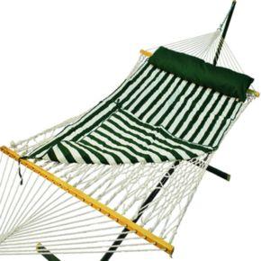 Algoma Padded Double Rope Hammock - Outdoor