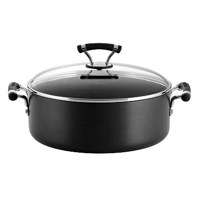 Circulon Contempo 7.5-qt. Hard-Anodized Stockpot
