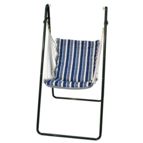 Algoma Patio Swing Chair and Stand