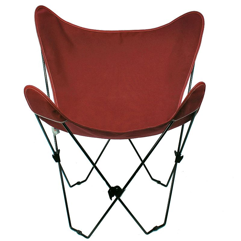 Algoma Butterfly Chair Replacement Cover - Outdoor (Red)