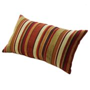 Carnival Striped Decorative Pillow