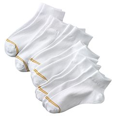 Girls GOLDTOE 6-pk. 1/4-Crew Socks