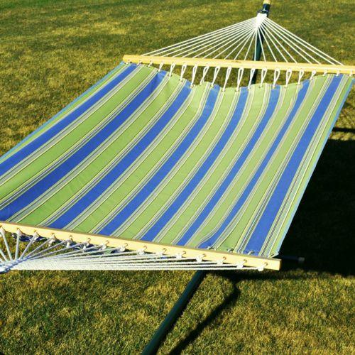 Algoma Double Fabric Hammock - Outdoor