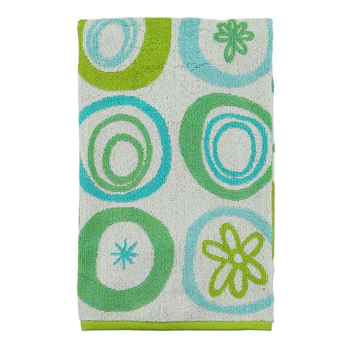 Creative Bath All That Jazz Bath Towel
