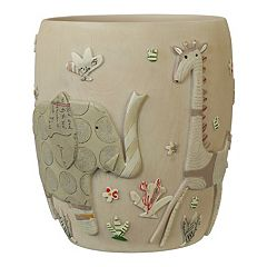 Creative Bath Animal Crackers Wastebasket