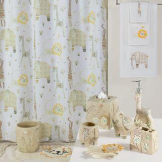 Creative Bath Animal Crackers 12-pk. Shower Curtain Hooks