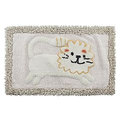 Creative Bath Animal Crackers Bath Rug