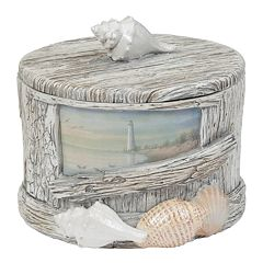 Hautman Brothers At The Beach Cotton Ball Jar