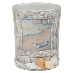 Hautman Brothers At The Beach Wastebasket by