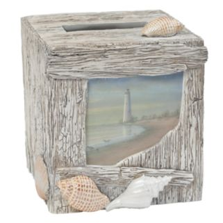 Hautman Brothers At The Beach Tissue Holder