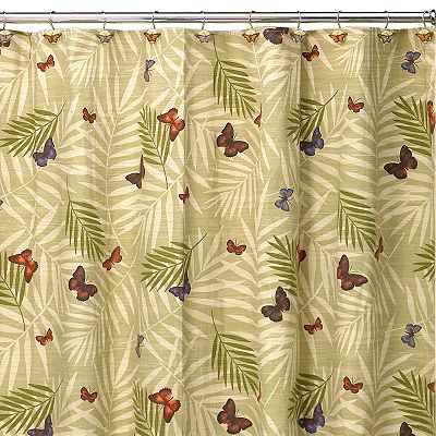 Creative Bath Bora Bora Fabric Shower Curtain