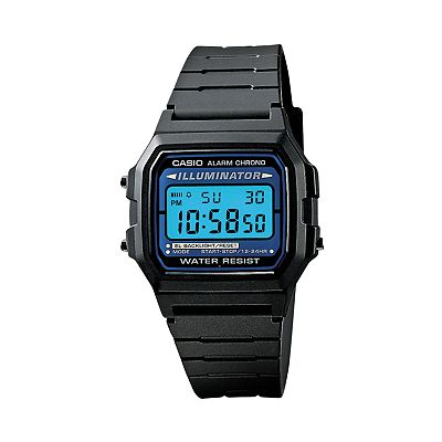 Casio® Illuminator® Chronograph Digital Watch - Men