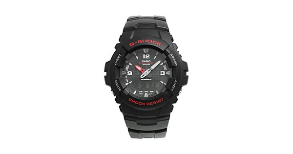 baby g shock watch instructions