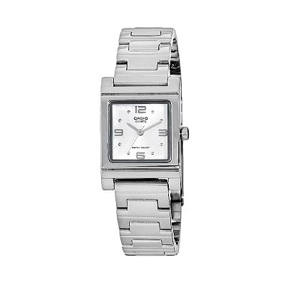 Casio Stainless Steel Watch - Women