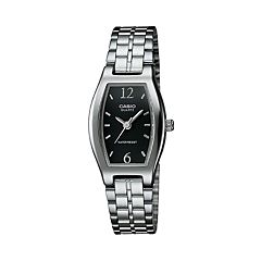 Casio Women's Stainless Steel Watch - LTP1254D-1A