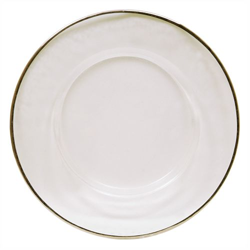 Delish Charger Plate