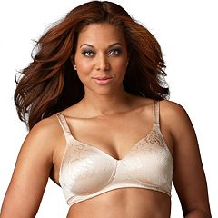Vanity Fair Bra Body Shine Floral Full-Coverage Wireless - 72297