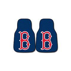 FANMATS® 2-pk. Boston Red Sox Car Floor Mats