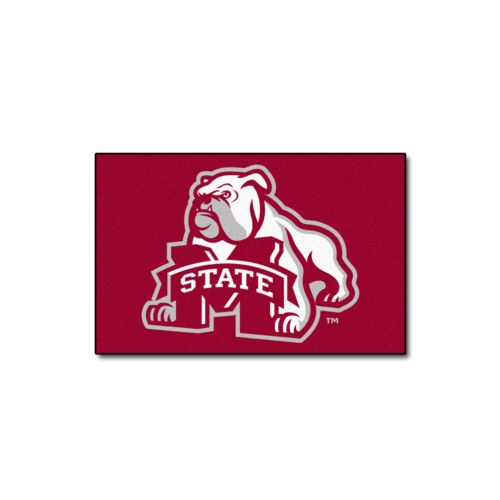 FANMATS Mississippi State Bulldogs Rug