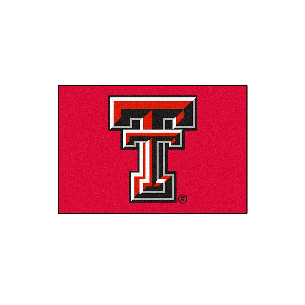 FANMATS® Texas Tech Red Raiders Rug