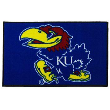 FANMATS® Kansas Jayhawks Rug