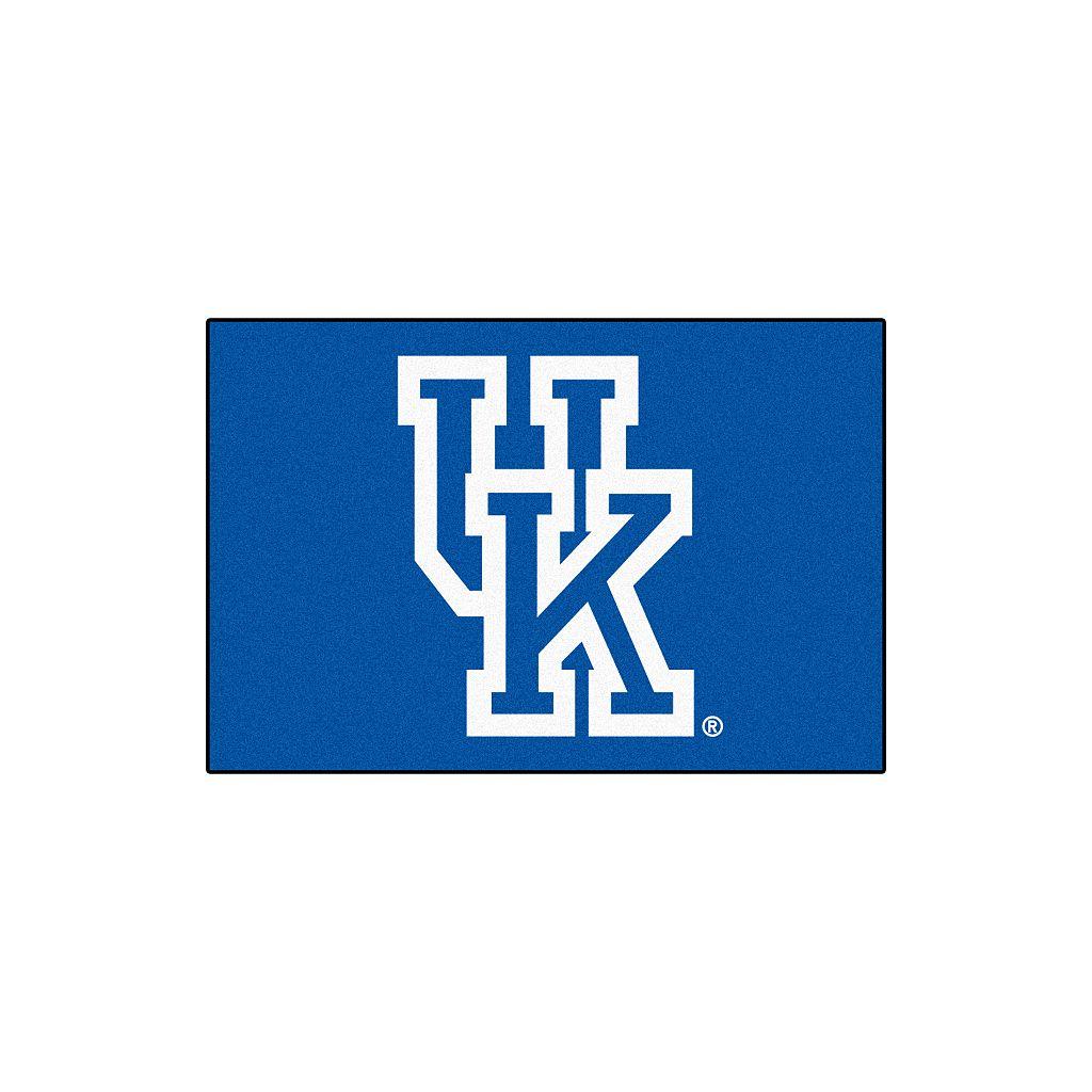 FANMATS Kentucky Wildcats Rug