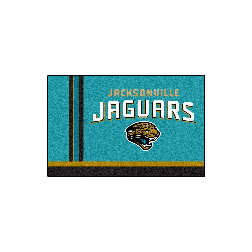 FANMATS® Jacksonville Jaguars Rug