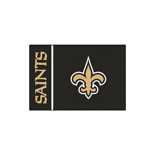 FANMATS® New Orleans Saints Rug