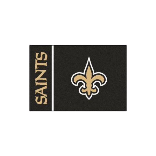FANMATS New Orleans Saints Rug