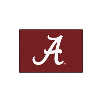 FANMATS Alabama Crimson Tide Red Rug