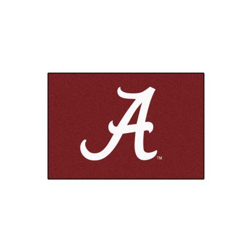 FANMATS Alabama Crimson Tide Rug