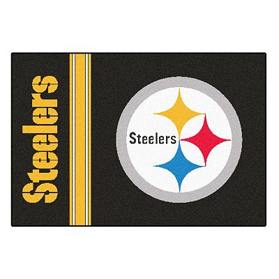FANMATS Pittsburgh Steelers Rug