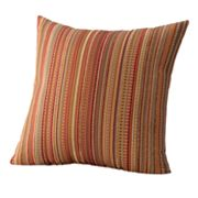 Revolution Striped Decorative Pillow