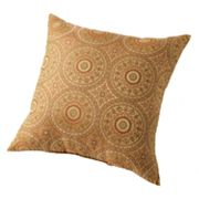 Floral Oversized Decorative Pillow
