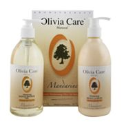 Olivia Care Mandarin Moisturizing Bath Gift Set