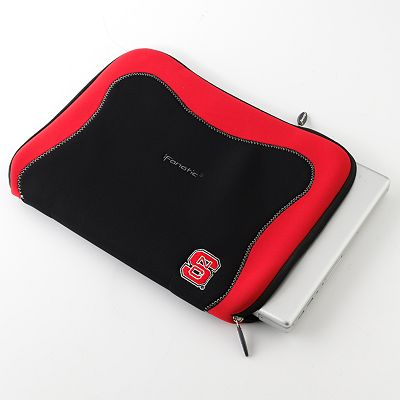 iFanatic North Carolina State Wolfpack Sleevz Laptop Case