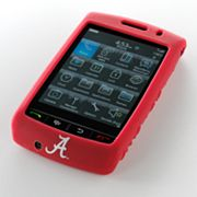 iFanatic Alabama Crimson Tide Blackberry Storm Gamefacez Silicone Case